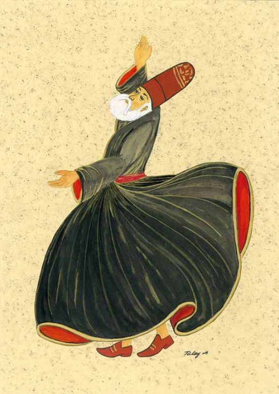 Side-by-Side Transltions of Rumi – Cupertino Poet Laureate