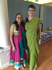 diwali janki and jennifer sari