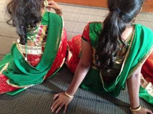 Diwali Library 1 girls used