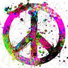 creative peace symbol