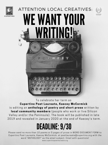 SUBMIT YOUR WORK!